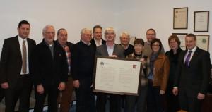 Städtepartnerschaftskomitee-personelle Veränderungen